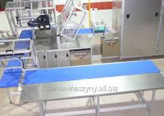 Equipment for the preparation of foodstuffs,