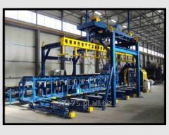 Auto stacker's  urządzenia wspomagające procesy produkcyjne, automatyczna paletyzacja