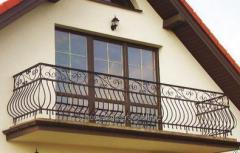 Balcony railings stainless steel railings with