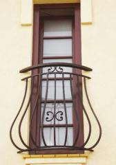 Window grilles, protective grilles decorative