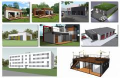 Reinforced concrete panels