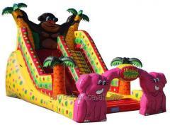 Детски пързалки за детски площадки