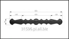 Sztacheta sztachety plastikowe pcv 80cm do ogrodu