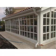 Okna drewniane model №916, towar dostępny  na