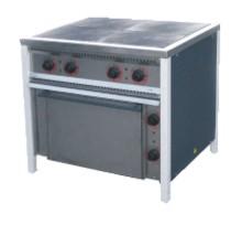 Profesjonalna kuchenka elektryczna