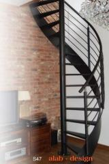 Manufacturer of stairs, stainless steel railings,