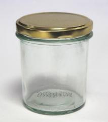 Jars for foodstuffs