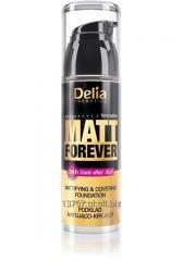 Matt Forever - podkład matująco-kryjący