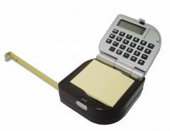Kalkulator + miarka