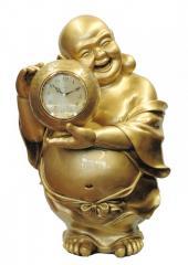 Zegar artystyczny Budda