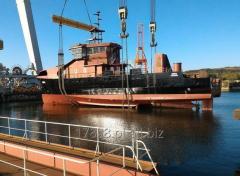 Statek wielofunkcyjny  NB 272 Multi Function Vessel