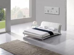 Łóżko tapicerowane ANGEL- 160 x 200 cm - SUPER