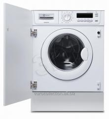 Integrated washing machine ELECTROLUX 147540W EEC,