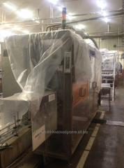 Machine poured into cartons Used machine: SIG