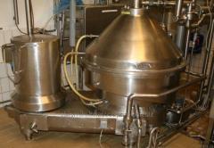 Centrífugos de laboratorio de leche