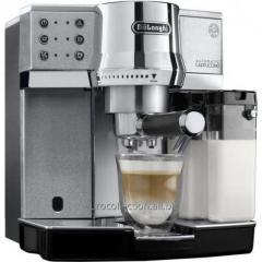 Coffee Machine DeLonghi EC 850 M (cappuccino,