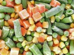 Mrożone warzywa