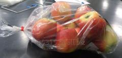 Jabłka w torbie