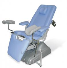 Fotel ginekologiczny TEYCO MED IVY2