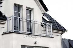 Balustrada balkonowa, tarasowa, balkon wzór