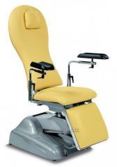 Cadeiras de doador