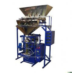 AF-50-V automatic weighing-and-packing machine