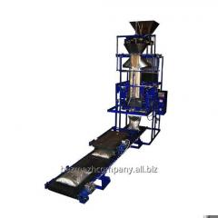AF-10-V automatic weighing-andpacking machine with