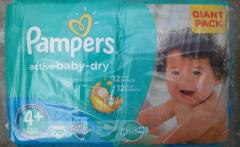 Pampers Giant