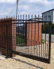 Napędy do bram wjazdowych przesuwnych