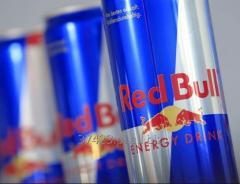 Napoje energetyczne Red Bull