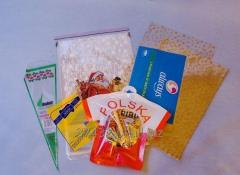 Foil packaging