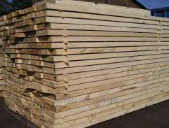Dry timber (14-18%), boards (boards, balls,