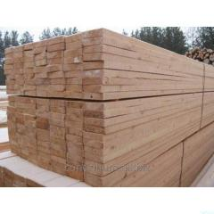 Edged pine dry, boards 1-2 grade, the highest