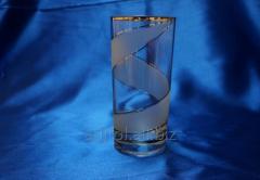 High-quality utensils glass
