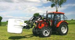 Eksport maszyn rolniczych