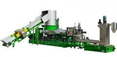 Maszyny do recyklingu i regranulacji