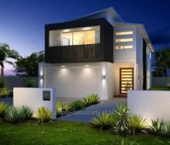 Passive houses, manufacturer, modular homes