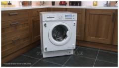 Washing machine built-in ELECTROLUX EWG147540W, (A