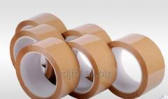 Sealing adhesive tape (Guerlain)