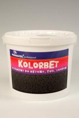 KolorBet – pigment do betonu i zapraw
