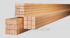 Log - from 30 mm to 120 mm, from 3 m to 6 m long,