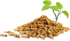 Pellets - the best ecological fuel with high