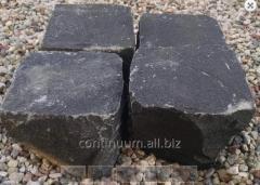 Blocks (stone blocks) from natural granite,