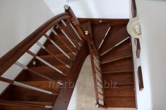 Stairs for summer cottage