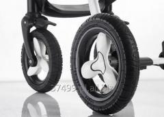 Koła do wózków dziecięcych