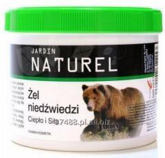 Naturalny żel niedźwiedzi Jardin 500 ml