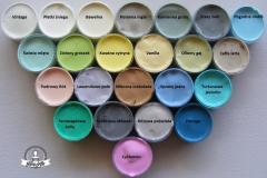 Artistic paints