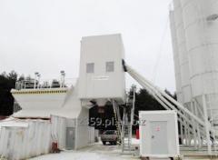 Proton, stacjonarna betoniarnia łącząca