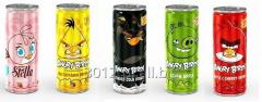 Angry Birds 250 - soft drinks