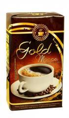 Kawa mielona Mocca Gold 500g vacum